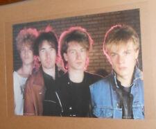 U2 #Aa102 Poster 1987 Original 24x35