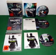 3 Spiele: Call of Duty Modern Warfare 3 , Black Ops u. Ghosts PS3 Playstation 3