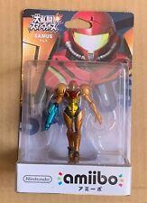 Metroid Samus Amiibo Nintendo Japan Import