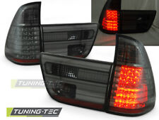 LED luci posteriori per BMW x5 e53 09.99-10.03 SMOKE LED