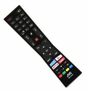 GENUINE JVC RM-C3338 SMART LED TV Remote