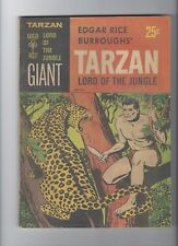 Gold Key Giant Tarzan Lord of the Jungle Gorgeous! 1965 One shot Free Shipping