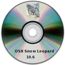Installa o aggiorna DVD DL Sistema operativo Mac OS X Snow Leopard 10.6