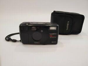 Yashica T4 Super D Weatherproof Carl Ziess T* Camera 35mm 3.5 Lens JAPAN