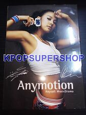 Lee Hyori and Eric of Shinhwa Anymotion Music Video Promo DVD Good Cond. RARE