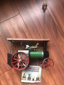 Mamod Steam Traction Engine Model TE1