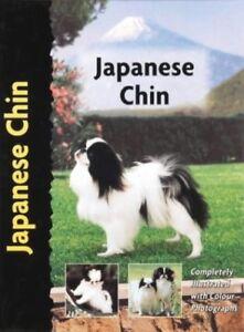 New, Japanese Chin (Pet Love), Juliette Cunliffe, Book