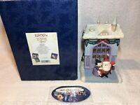 Enesco Rudolph & The Island Of Misfit Toys Santa's House Water Wheel 104216
