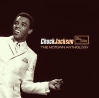 CHUCK JACKSON The Motown Anthology NEW & SEALED 2X CD - NORTHERN SOUL 60s SOUL