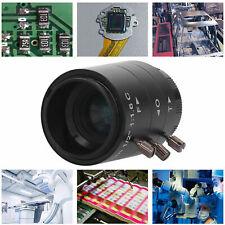 Kp0612 3mp Hd Cmount Camera Lens Zoom Industrial Microscope Lens Cctv Lens