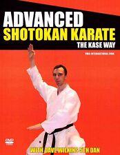 Advanced Shotokan Karate DVD by Dave Wilkins NEW