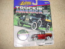 JOHNNY LIGHTNING TRUCKIN' AMERICA 1929 FORD MODEL A 1/17500 FREE USA SHIPPING