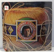 JOHNNY CARVER: Strings SEALED LP - ABC records ABCD-864 US 1974 No barcode