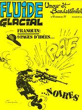 REVUE FUIDE GLACIAL N°18 DECEMBRE 1977
