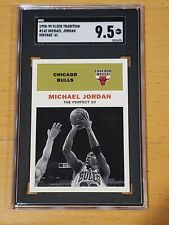 1998 Fleer Tradition Vintage '61 SGC 9.5 Michael Jordan #142 Newly Graded