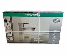 HANSGROHE 04552000 CHROME METRIS SINGLE-HOLE 1.2GPM LAVATORY FAUCET 31080001