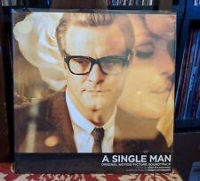 A Single Man OST Soundtrack, Abel Korzeniowski , Gold Vinyl LP, 180 gram, NM