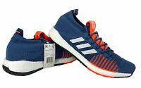 Adidas PulseBoost HD Tech Ink Mens Running Shoes Grey Collegiate Navy 10 FU7337