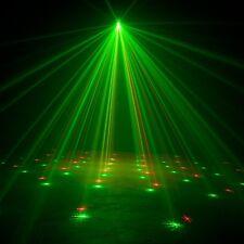 AMERICAN DJ MICRO GALAXIAN II LASER LICHT FB  EFFEKT SHOW  LIGHT ROT GRÜN NEU -