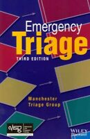 Emergency Triage : Manchester Triage Group, Paperback by Mackway-Jones, Kevin...