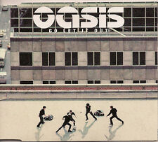 Oasis Go Let It Out UK CD Single