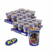 KP Choc Dips Milk Chocolate Case of 24 Pots 8x3packs FREE DELIVERY! ONLY £11.99