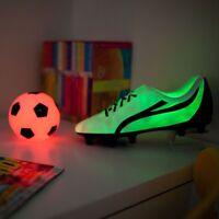 Chaussure de football couleur changeante LED clair Lampe de chevet NEUF