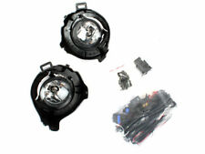 * Clear Fog Light with Cover Wiring Switch Kit For Nissan Frontier Navara D40