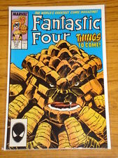 FANTASTIC FOUR #310 VOL1 MARVEL INTRO NEW LOOK THING JANUARY 1988