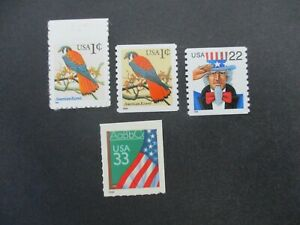 World Stamps: USA - Set/Single - Great Item, Must Have! (N23143)