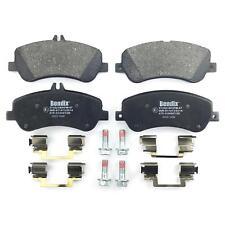 Pastillas de Freno Delantero Mercedes-Benz Clase GLK X204 Para Bosch-System