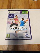 Votre Shape: Fitness Evolved (Microsoft Xbox 360, 2010)
