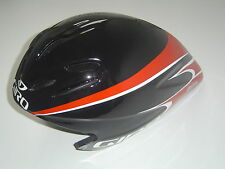 Giro advantage tiempo casco de conducción talla S (51-55 cm) negro rojo nuevo