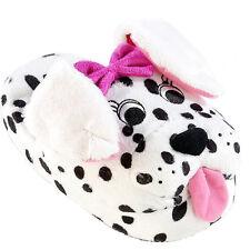 Hausschuhe Dalmatiner mit lebendigen Wackelohren Gr. 35-37