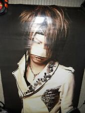 the GazettE promo POSTER Japan LIMITED!! C