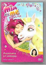 MIA AND ME , MIA ET MOI - AVENTURES A CENTOPIA / DVD COMME NEUF