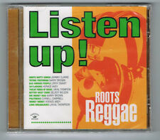 LISTEN UP ! - ROOTS REGGAE- CD 16 TITRES - 2012 - NEUF NEW NEUF
