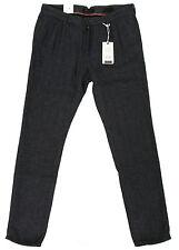 Mac jeans selected Lennard señores chino pantalones Lang Men Pants w33 l32 herringbone