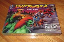 STREET FIGHTER II (Capcom), 1994 Milton Bradley, rare NIB, still sealed