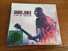 DANKO JONES Live at Wacken - Digipak  CD+DVD