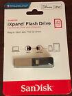 NEW SanDisk - iXpand 32GB USB 3.0/Lightning Flash Drive  FOR APPLE SDIX30C-032G