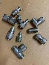 Coaxial Adapters Connectors 10/units