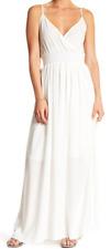 NEW WEST KEI GAUZE MAXI DRESS, MEDIUM, WHITE, $70