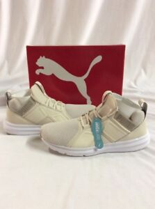 Puma ENZO Softfoam Men's,Oatmeal-VINTAGE KHAKI, Size 14 Eur 48.5 UK13Retail $125