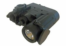 DLP Tactical Twin Beam Green Laser + IR Laser Sight + 250 Lumen LED Weapon Light