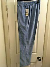 NEW ALIA MISSY CORDUROY PANTS (Light Blue) Size 14
