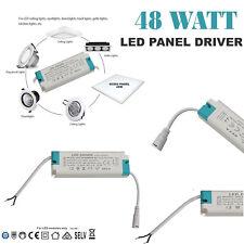 48W LED Power Driver Transformer DC45-84V AC160-265V Panel Light Power Supply
