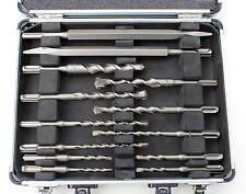 Makita SDS-Plus Bohrer- und Meißel-Set D-42400, 13-tlg.; D-42400