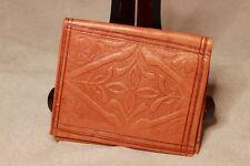 Wallet Moroccan soft Leather Genuine Handmade vintage