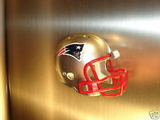 REFRIGERATOR FRIDGE HELMET MAGNET NEW ENGLAND  PATRIOTS NFL FOOTBALL